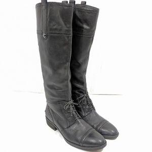 Sam Edelman Black Perron Riding Boots